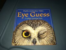 EYE guess book in Houston, Texas