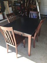 Kitchen table with chairs in Fairfield, California