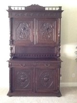 Antique German Hutch in Vacaville, California