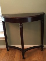 Entry Table in Houston, Texas