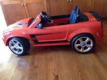 Fisher Price Mustang in Plainfield, Illinois