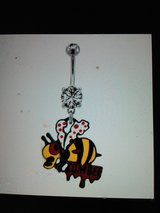 zombie bee belly ring in Camp Lejeune, North Carolina