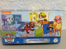 (4) Paw Patrol Puzzles in Ramstein, Germany