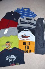 Lot of boys clothes size 4T in Elgin, Illinois
