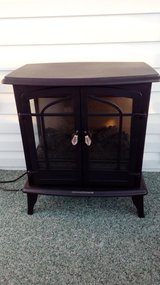 Portable hearth Electric stove heater in Fort Drum, New York