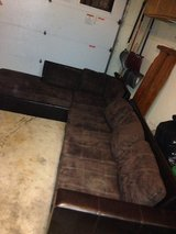 Reduced sectional need out ASAP in Oswego, Illinois