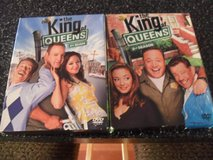 King of queens season 2nd and 4th in Fairfield, California