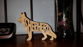 Hand crafted Shepherd puzzle in St. Louis, Missouri