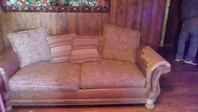 couch and love seat in Hopkinsville, Kentucky