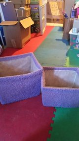 1 LARGE AND 1 MEDIUM STORAGE BINS in Alamogordo, New Mexico