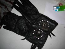 Womens Harley (Willie-G) Leather Gloves in Alamogordo, New Mexico
