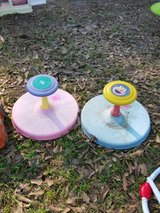 Sit n Spins (2 available) in Conroe, Texas