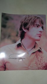 Jimmy Wayne autograph photo in Fort Campbell, Kentucky