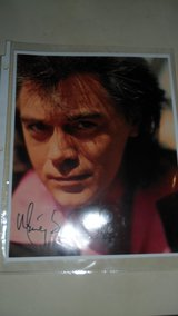 Marty Stewart autograph photo in Clarksville, Tennessee