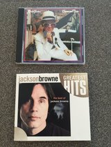 Elton John-Greatest Hits & Jackson Browne- Greatest Hits in Shorewood, Illinois
