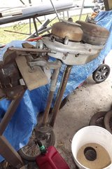 VINTAGE 1950'S NEPTUNE OUTBOARD MOTOR in Baytown, Texas