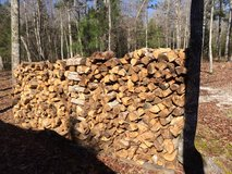 Firewood 100% seasoned mixed types of wood extremely dry in Camp Lejeune, North Carolina