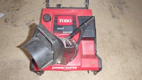 Toro CCR 2400 Snow Blower in Bolingbrook, Illinois