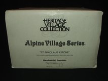 Dept 56 The Dicken's Village Alpine Village Series in Naperville, Illinois