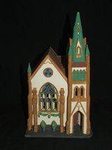 Dept 56 Heritage village collection Christmas in the city series in Lockport, Illinois