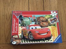 Cars Puzzle 2 Puzzles/20 pieces in Spangdahlem, Germany