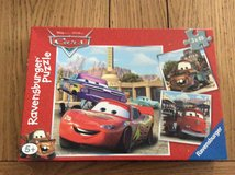 Cars Puzzles 3 puzzles/49 pieces in Spangdahlem, Germany