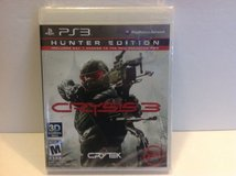 PS3 CRYSIS 3 HUNTER EDITION ( BRAND NEW ) in Batavia, Illinois