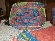 Basket 13X12X6 and Mats 11X16 in Glendale Heights, Illinois