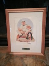 Norman Rockwell in Hinesville, Georgia