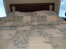 COMFORTER SET,   QUALITY #1 in Cherry Point, North Carolina