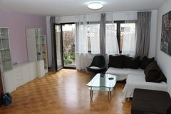 10 min. from Kelley - Furnished town house 2 bathrooms and 3 bed rooms in Stuttgart, GE
