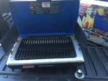 Portable Coleman 1-Burner Classic Camp Grill Stove in Camp Lejeune, North Carolina