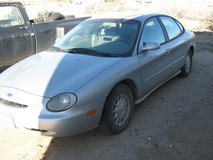 96 ford taurus  whole or parts phone 760-397-3583 in 29 Palms, California