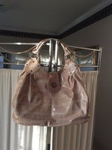 REDUCED ***Large Creme Colored Handbag/Purse***NEW in Kingwood, Texas