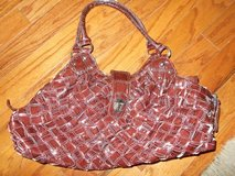REDUCED ***LARGE Brown Handbag /Purse From CHARMING CHARLIE*** in The Woodlands, Texas