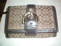 Coach wallet Authentic! (brown) in Tacoma, Washington