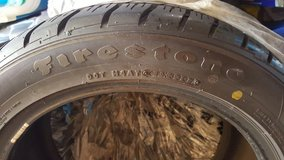 "Four  17 "" Firestone Tires in Joliet, Illinois"