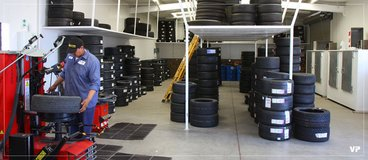 USED TIRE ALLSEASON SNOWTIRE SUMMERTIRE EASY TIRE CENTER in Ramstein, Germany