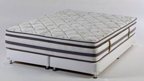 United Furniture - Queen Size ENERGY Foam Memory Mattress - monthly payments possible in Stuttgart, GE