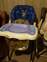 Fisher Price High Chair in Bolingbrook, Illinois