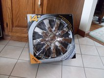 14 Inch Chrome Wheel Covers. Brand new in the box! in Aurora, Illinois