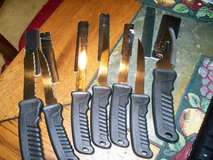 hunting/fishing knifes *surgical stainless steel** in Travis AFB, California