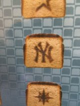 New York Yankee Toaster in Leesville, Louisiana