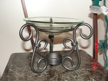 PARTY LITE AROMA MELTS WROUGHT IRON WARMER in Camp Lejeune, North Carolina