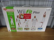 Reduced Again~Wii fit Plus With Bonus Biggest Loser Game in Sandwich, Illinois