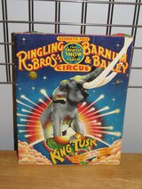 Ringling Bros.& Barnum & Bailey Circus Souvenir Magazine in Sandwich, Illinois