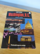 Washington, D.C Historic/Pictorial Visitors Guide in Sandwich, Illinois