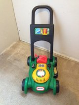 Fisher Price Mower in Fort Campbell, Kentucky