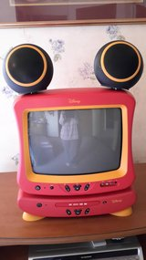 MICKEY MOUSE TV/DVD WALL MOUNT in Naperville, Illinois