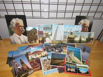 Post Card Assortment in Sandwich, Illinois